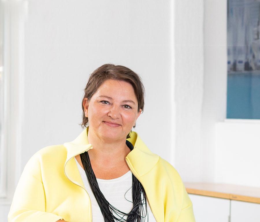 Alexandra Leeb, Vertriebsleitung, Goldmann Wellness