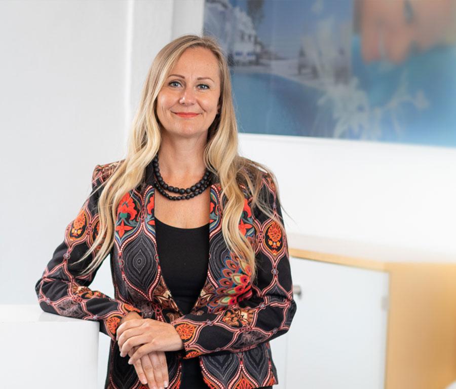Andrea Goldmann, Geschäftsleitung, Goldmann Wellness