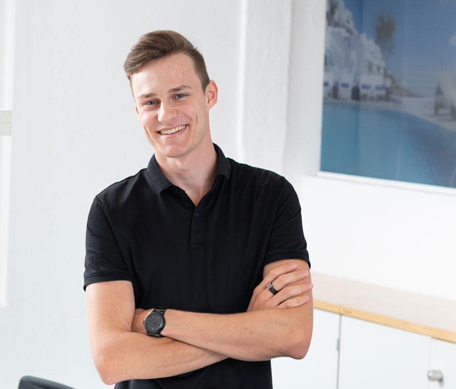 Christoph Goldmann, Bauplanung, Goldmann Wellness