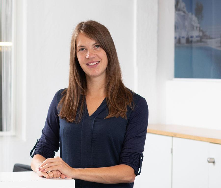 Elke Lehner, Servicemitarbeiterin, Goldmann Wellness