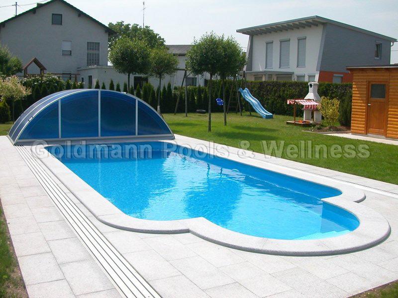 skimmer pool skimmerbeckengoldmann wellness. Black Bedroom Furniture Sets. Home Design Ideas