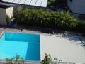 Überlauf Pool - Close it