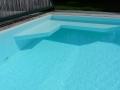 Überlauf Pool - Wellness