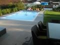 Überlauf Pool - just Easy